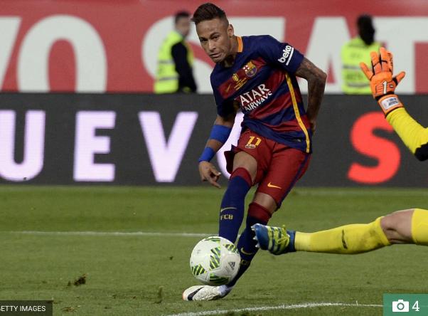 """Có đến 3 """"ông lớn"""" ve vãn Neymar - ảnh 1"""