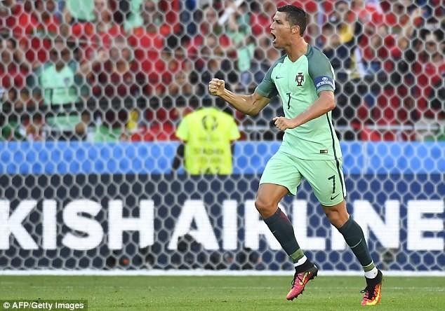 Cristiano Ronaldo: 'Chiếc cup Euro nữa là hoàn hảo!' - ảnh 2