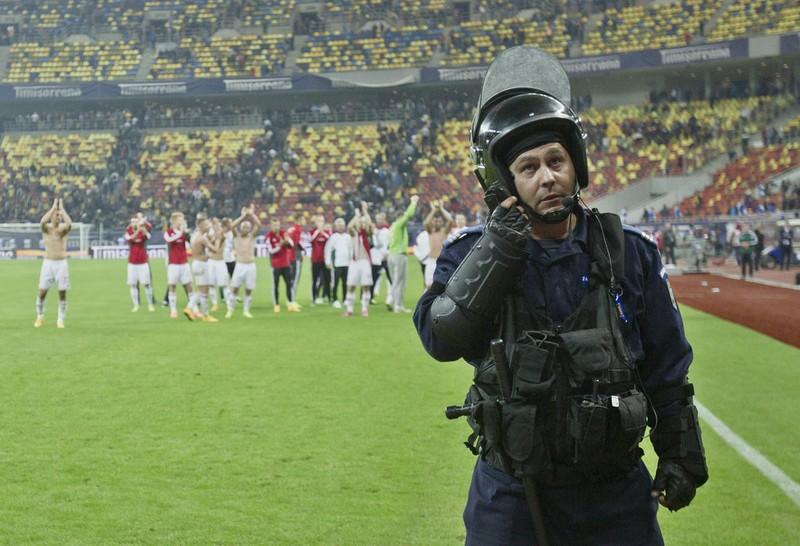 Pháp triển khai hơn 6.000 cảnh sát cho trận chung kết - ảnh 2