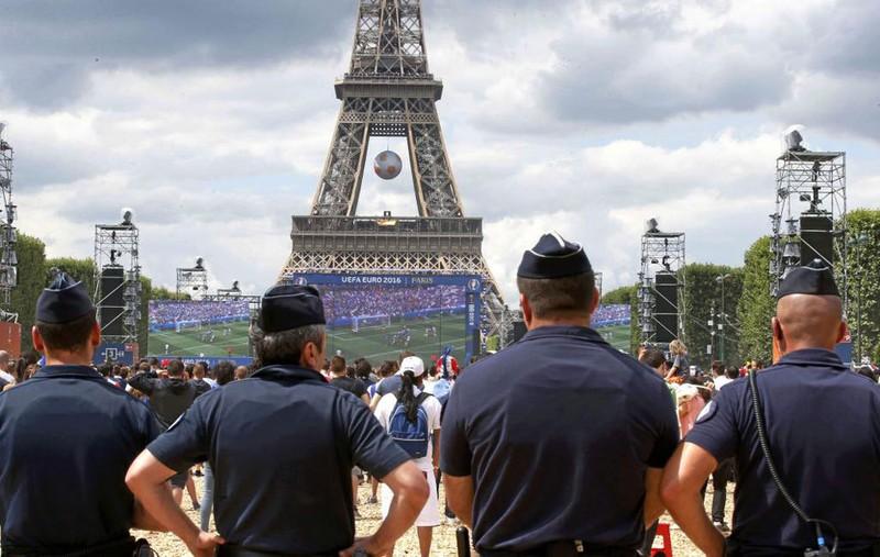 Pháp triển khai hơn 6.000 cảnh sát cho trận chung kết - ảnh 3