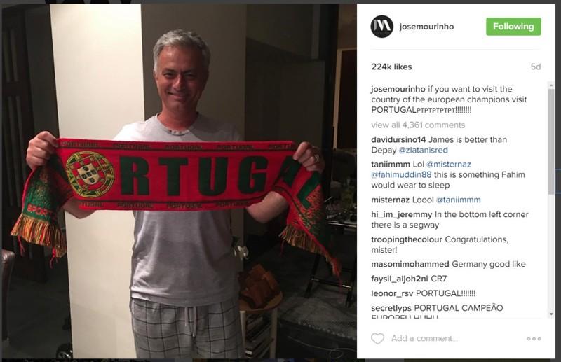 Jose Mourinho chết đứng khi nhìn thấy trộm 'viếng' nhà  - ảnh 4