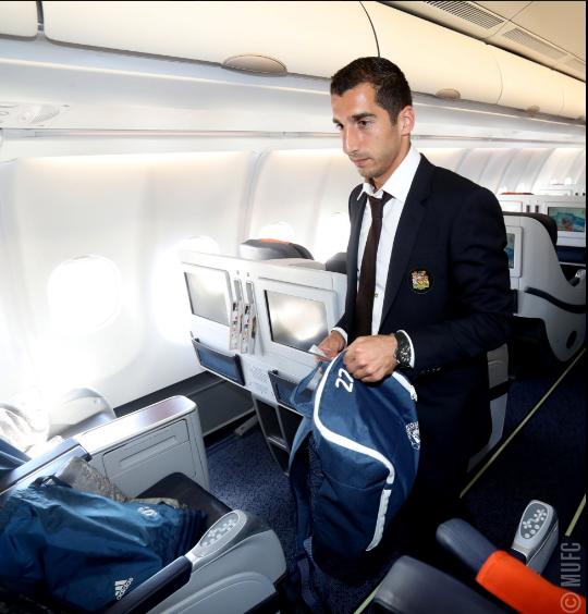 Mourinho cùng 25 tuyển thủ M.U lên đường sang Trung Quốc - ảnh 14