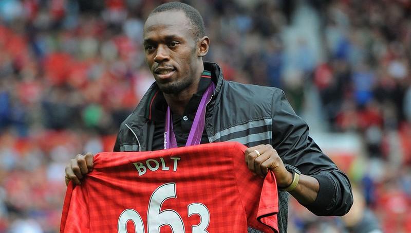'Tia chớp' Usain Bolt tha thiết muốn làm học trò của Mourinho tại M.U - ảnh 3