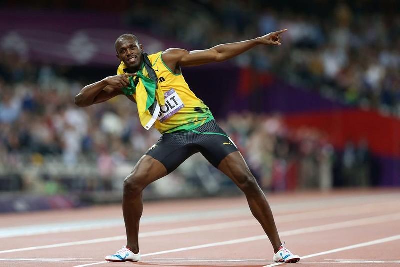 'Tia chớp' Usain Bolt tha thiết muốn làm học trò của Mourinho tại M.U - ảnh 1