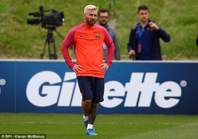 Rút ngắn kỳ nghỉ, Messi có mặt để tập luyện cùng đồng đội