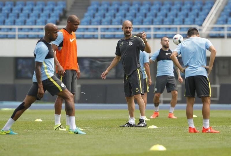 Pep Guardiola cấm cầu thủ Manchester City thừa cân - ảnh 2