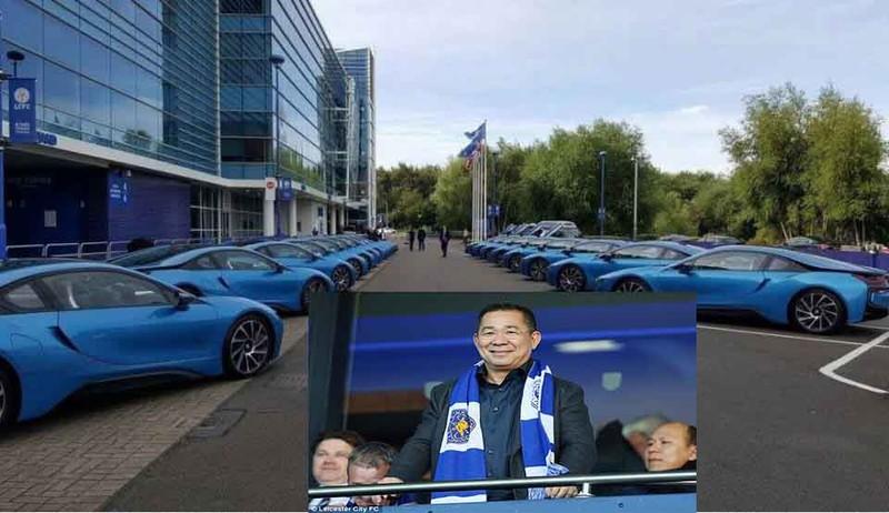 Tỉ phú Thái chi 2 triệu bảng thưởng siêu xe cho toàn đội Leicester - ảnh 1