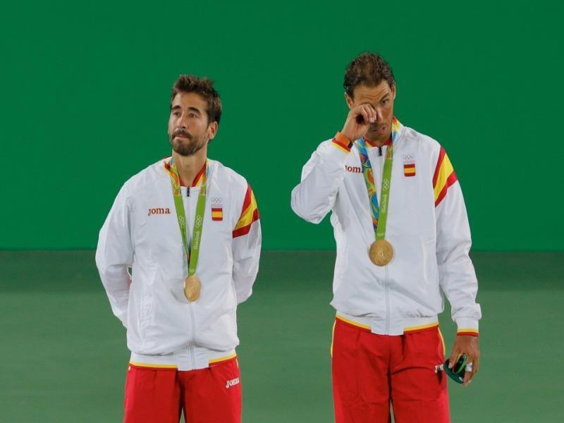 Rafa Nadal đã vượt qua chính mình để giành HCV Olympic