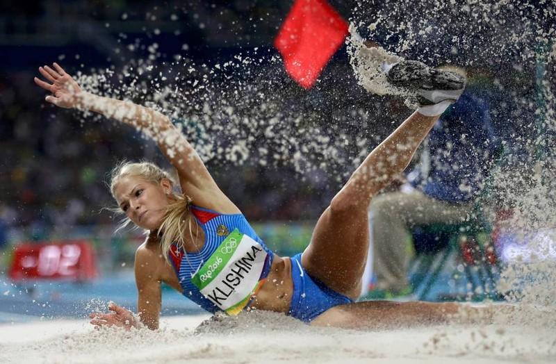 Người đẹp duy nhất của điền kinh Nga thoát án doping - ảnh 1