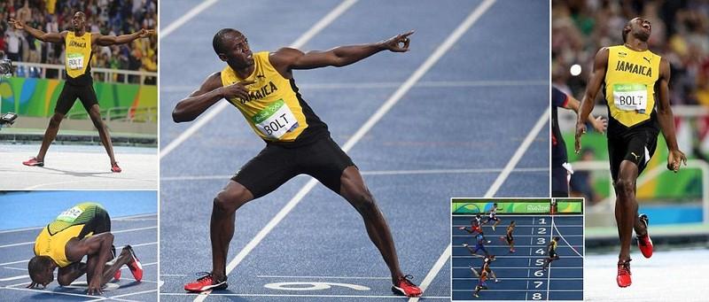 Usain Bolt dễ dàng giành HCV Olympic thứ 8 - ảnh 1