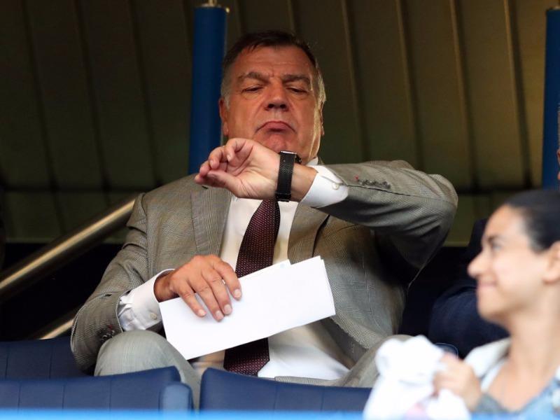 Sam Allardyce sẽ chờ câu trả lời từ Jonh Terry