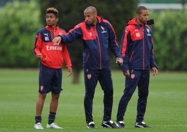 Thierry Henry làm trợ lý HLV đội tuyển Bỉ - ảnh 2