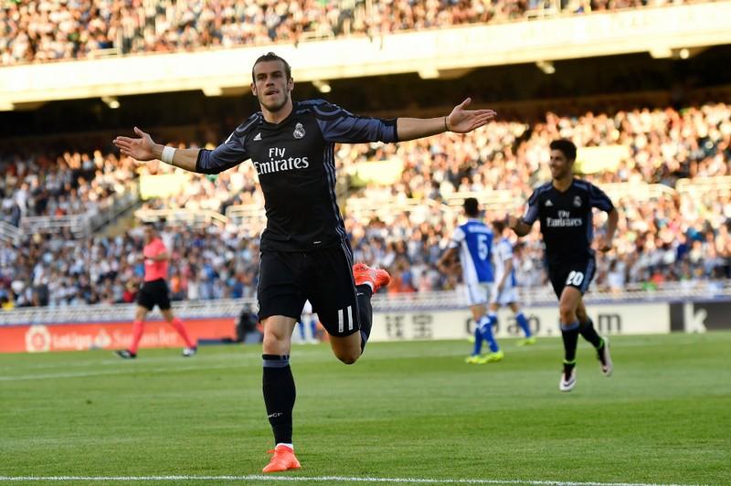 Gareth Bale vừa ký một hợp đồng mới với Real