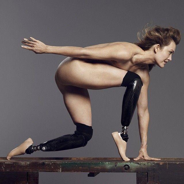 Những bức ảnh vượt lên số phận của VĐV khuyết tật dự Paralympic 2016 - ảnh 7