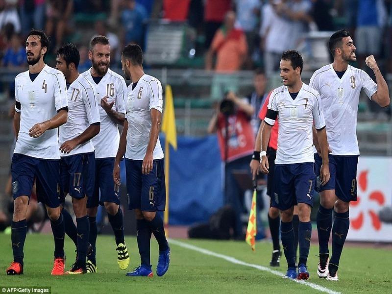 đội tuyển Ý