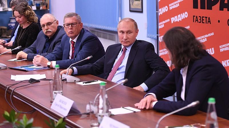Ông Putin cảnh báo Mỹ 'gậy ông đập lưng ông' - ảnh 1