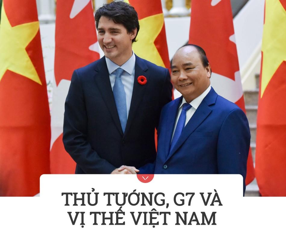 Thu tuong du G7 mo rong va vi the moi cua Viet Nam hinh anh 2