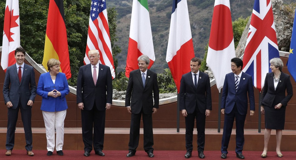 Thu tuong du G7 mo rong va vi the moi cua Viet Nam hinh anh 8
