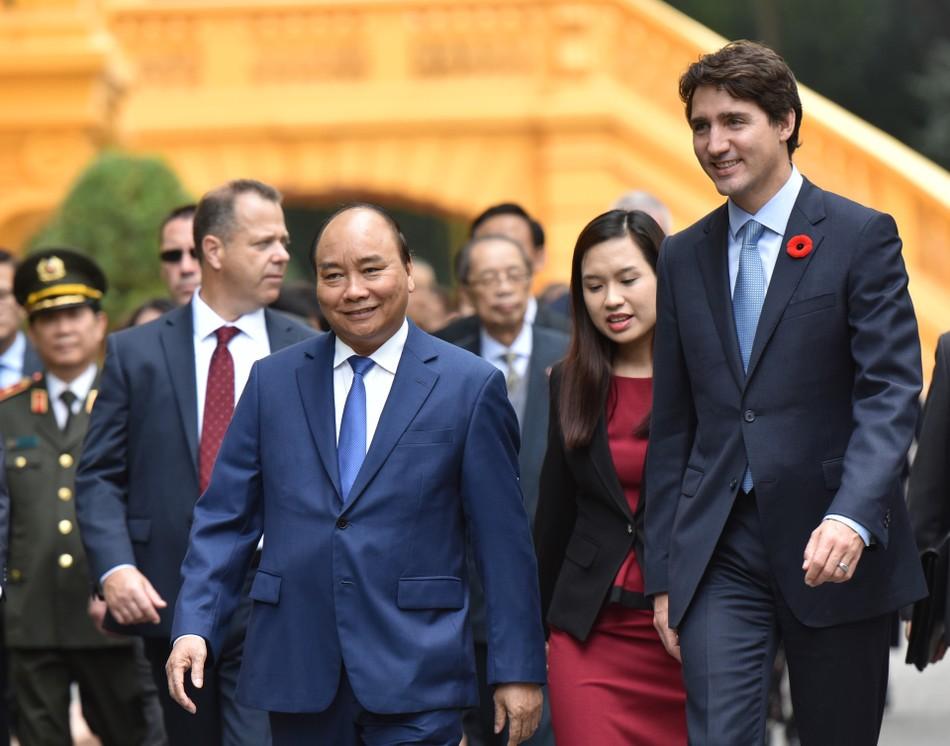 Thu tuong du G7 mo rong va vi the moi cua Viet Nam hinh anh 9